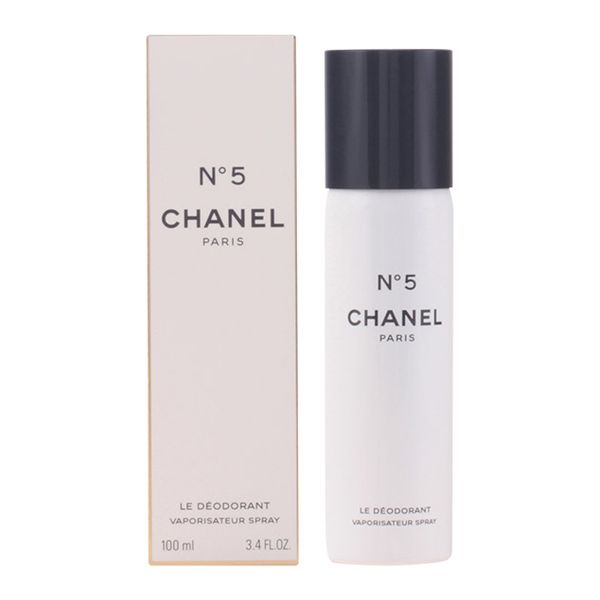 Spray Deodorant Nº 5 Chanel (100 Ml)