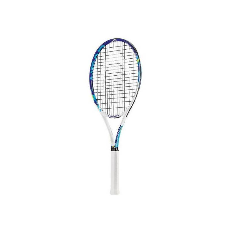 Racket Strung Head Mx Spark Pro Blue White