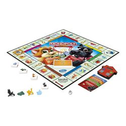 Junior Electronic Monopoly Hasbro