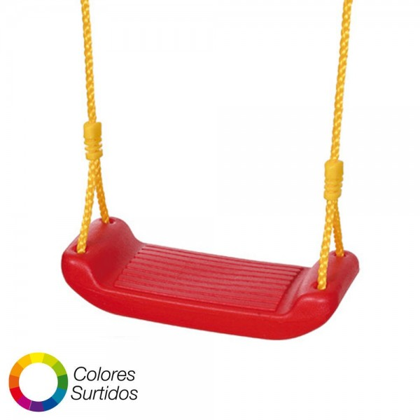 Swing Garden Seat With Rope And Hooks