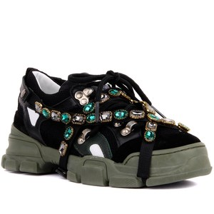 Image 2 - Moxee Black Women S Casual Shoes