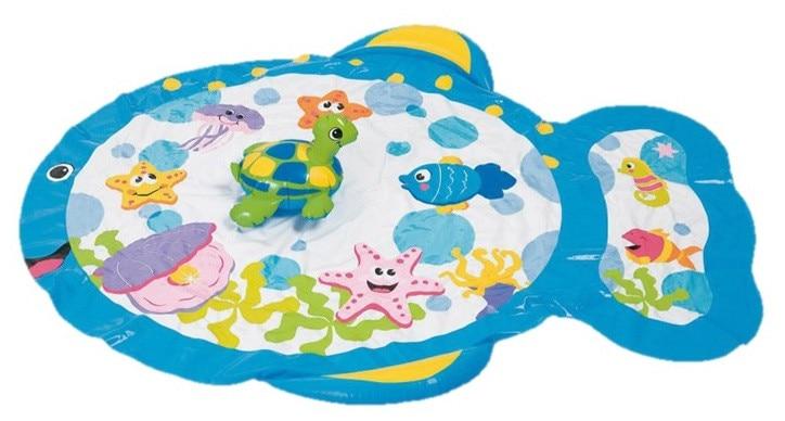 Bestway Play Center Inflatable Peces.213 Cm X 178 Cm.-57458