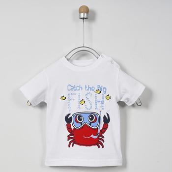Panco Baby Boy T-Shirt 2011 BB05013 t-shirty T-shirt dla chłopców chłopiec ubrania koszula dziecko z długim rękawem Baby Boy t-shirty Baby Top tanie i dobre opinie