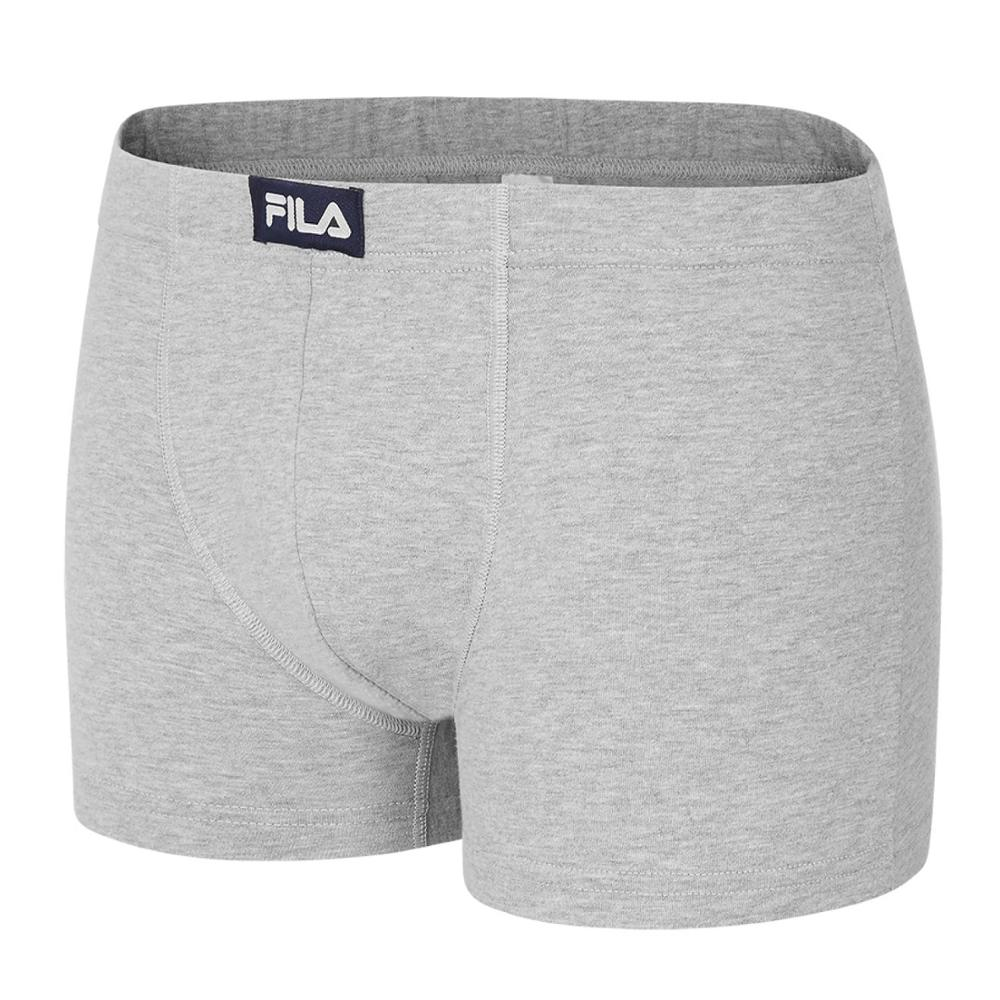 FILA Boxer Shorts In Gray Color For Men
