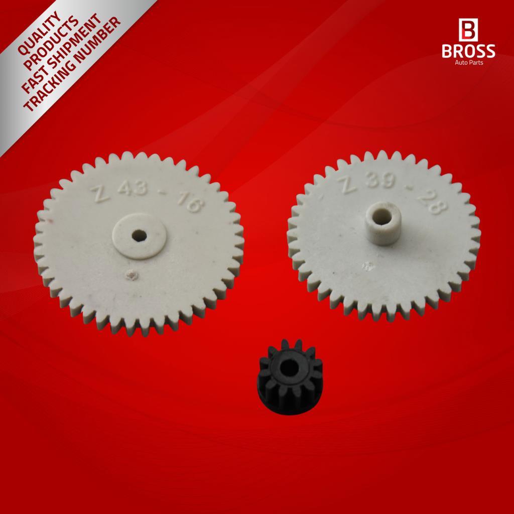 Bross BGE519 Motometer cluster contachilometri Tachi bis 240 km/h-Elettronico Ingranaggi per M5 e34 1988/2002-90/08 -520i 524td