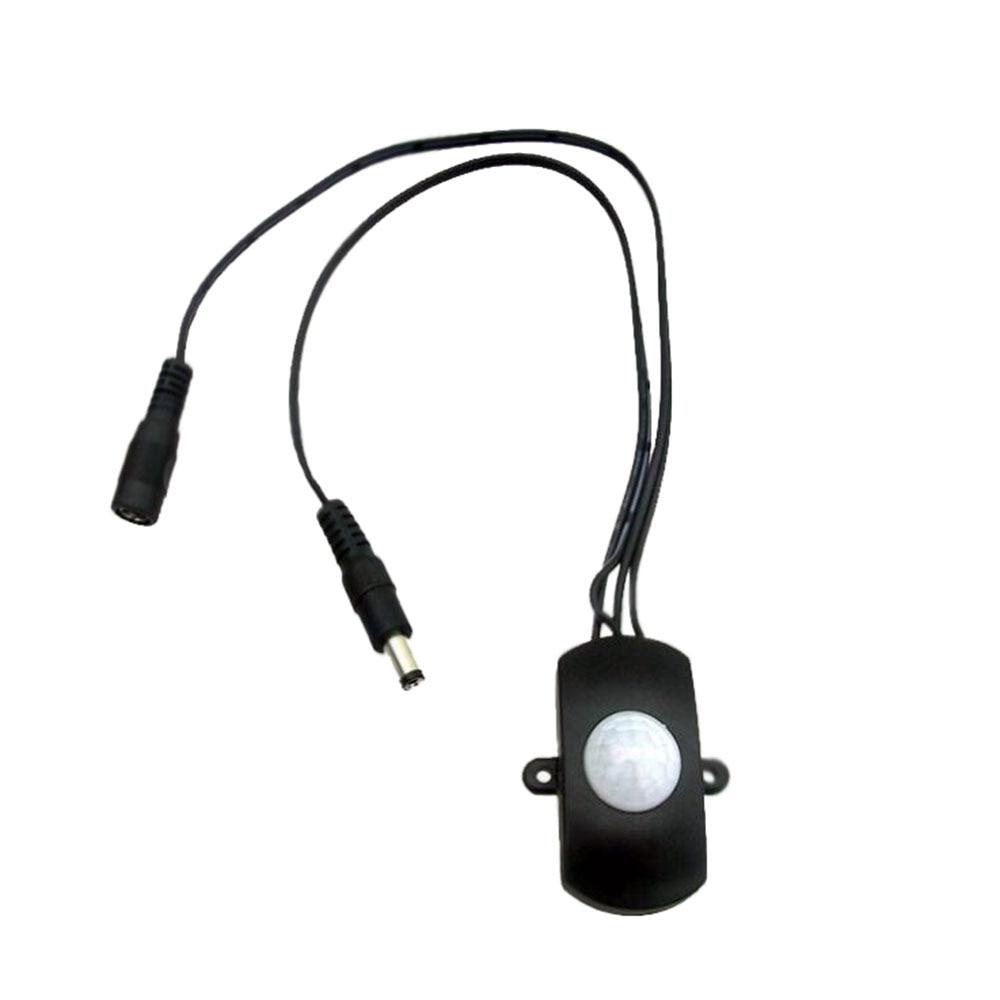 Taidacent 12v Pir Motion Sensor Inductive Switch Human Body Infrared Inductive Proximity Sensor Switch Smart Human Body Sensor