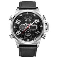 WEIDE Digital Quartz Watch Men Waterproof Sports  Double display Male WristWatches fashion Top brand reloj Relogio Masculino все цены