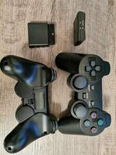 Good joysticks for such a price, especially wireless. For my tasks to play games from old