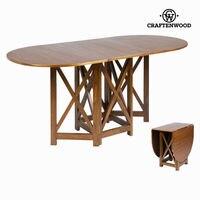 Mp 181 nussbaum tisch für bücher Serious Linie Sammlung durch Craftenwood-in Esstische aus Möbel bei