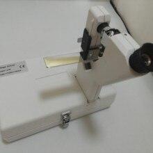 Ручной Lensmeter Lensometer Focimeter оптическая машина DC 3 V