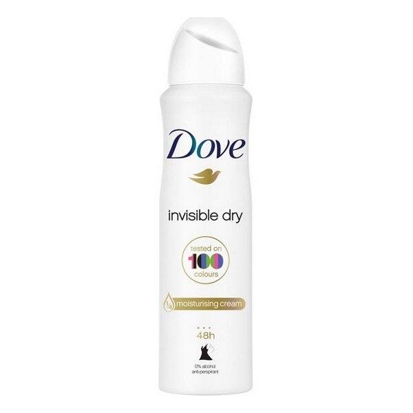 Invisible Anti-Stain Deodorant 48h Dove (200 Ml)