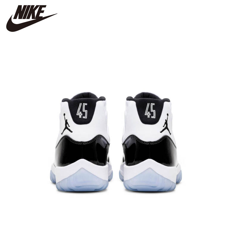 Originals Nike Air Jordan 11 Retro Men Women Basketball Shoes CAP AND GOWN 25TH ANNIVERSARY BRED CONCORD Sports Sneakers