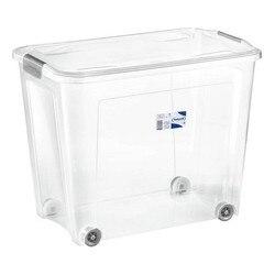 Pudełko z pokrywką Combi Tontarelli 67 L (59x38 5x47 5 cm) w Składane torby do przechowywania od Dom i ogród na