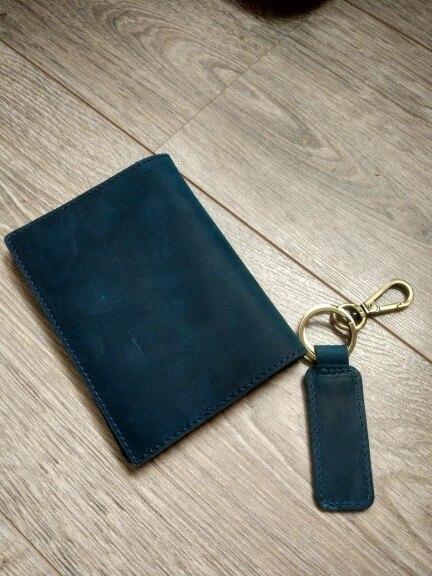 Porta documento e cartões Carteira Viagem Genuíno
