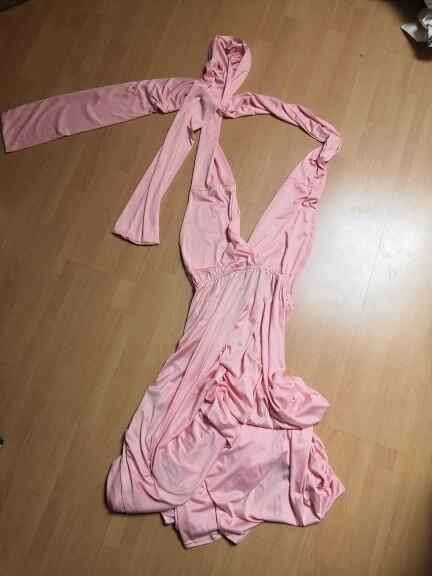 Sexy Women Boho Maxi Club Dress Red Bandage Long Dress Party Multiway Bridesmaids Convertible Infinity Robe Longue Femme