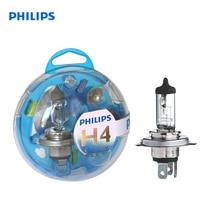 For H4 12 V-60/55 W (P43t) Set lamps Essential Box 55718EBKM