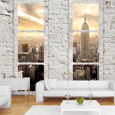 Photo Wallpaper New York: View From The Window