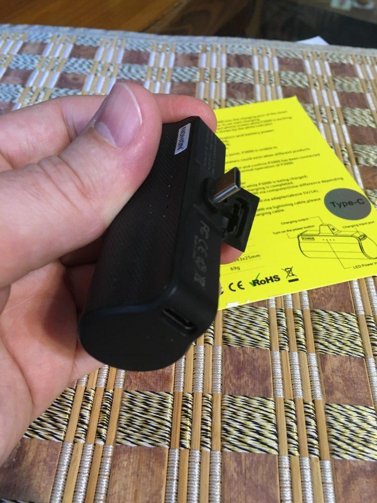 NOHON Mini Type USB C Power Bank 3000mAh Fast Charge Pocket Wireless Powerbank For Xiaomi Huawei USB C Portable Charger Battery|Power Bank|   - AliExpress