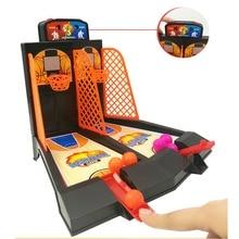 Toy Table-Games Desktop Child Model Shoot-Basket Birthday-Gift Finger Interaction Fun
