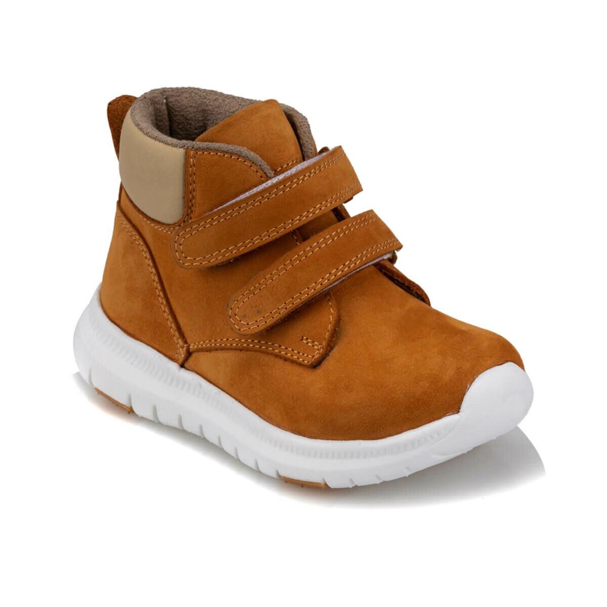 FLO 92.511731.B Camel Male Child Sports Shoes Polaris
