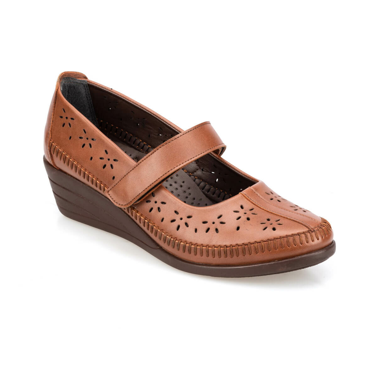 FLO 91.150708.Z Tan Women 'S Shoes Polaris