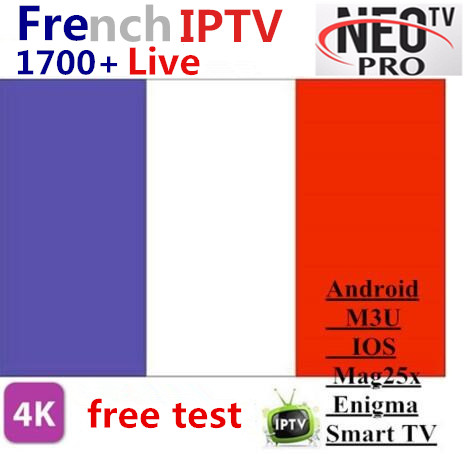 Willwin Neotv Pro French IPTV Live TV French Belgium Morocca Arabic UK US Europe Smarters For Smart TV