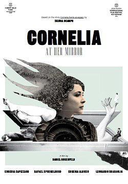镜前的科妮莉亚