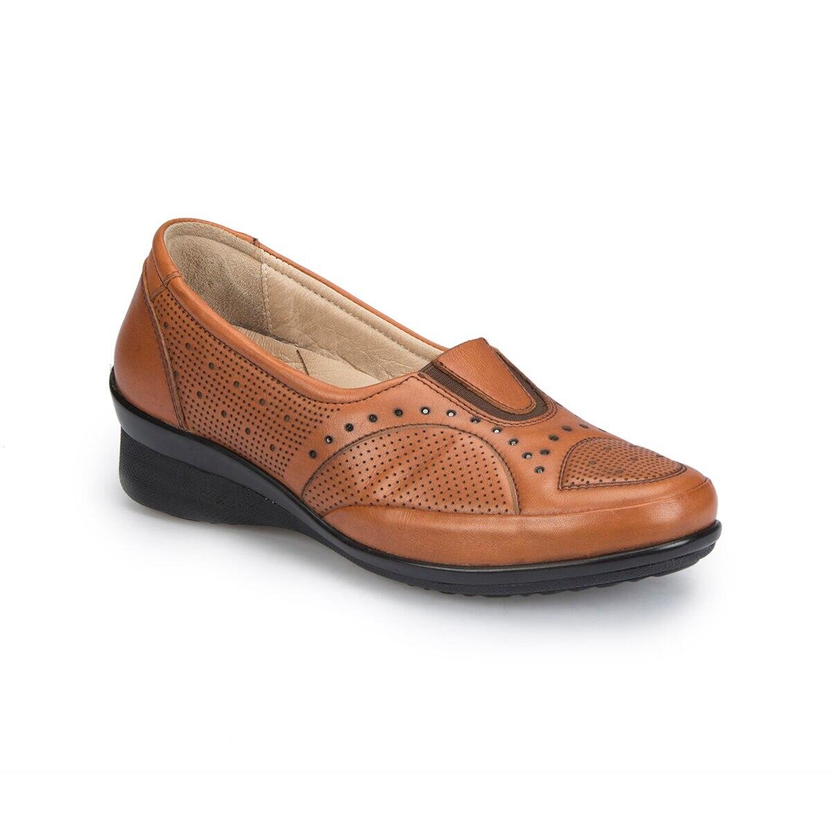 FLO 81.111063.Z Tan Women Basic Comfort Polaris 5 Point