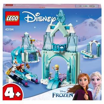 Конструктор LEGO Disney Frozen Зимняя сказка Анны и Эльзы 2