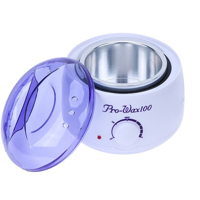 Electric Hair Removal Machine with Wax 2