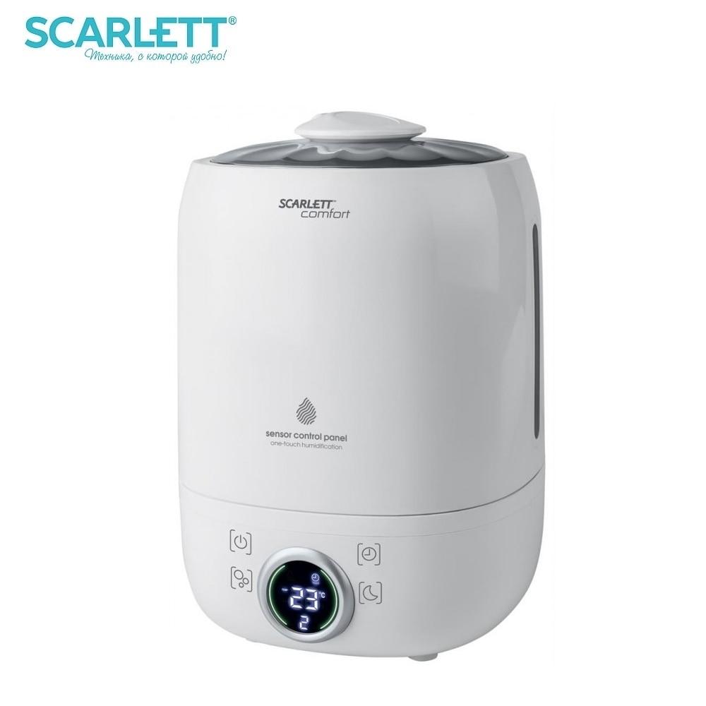 Air humidifier Scarlett SC-AH986E07 air clean  humidifier cleaner home air purifier household appliances for home humidifier vitek vt 2332 air ultrasonic home air ultrasonic