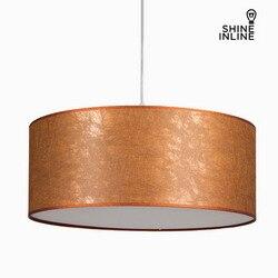 Lampa sufitowa z miedzi zwrotnej firmy Shine Inline w Wiszące lampki od Lampy i oświetlenie na