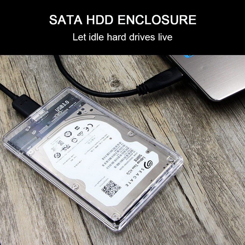 "Seagate 3.5/"" hard drive enclosure case WHOLESALE AVAILABLE usb 3.0"