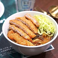 日式猪排饭(烤猪排盖饭)的做法图解14