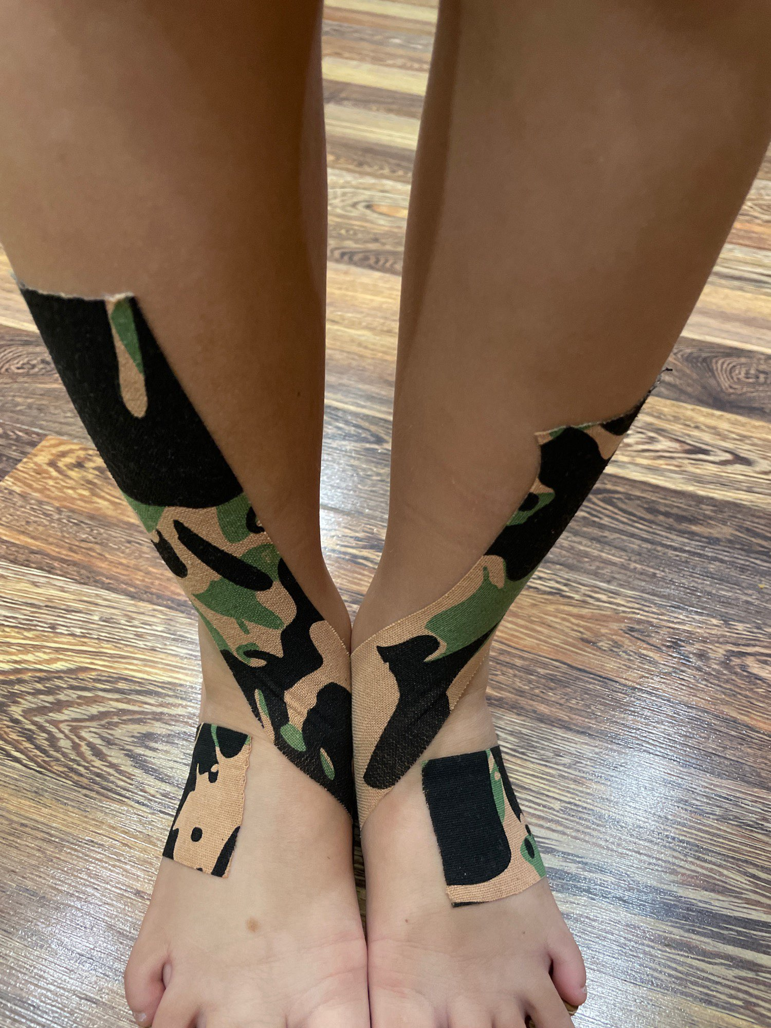 Sports Recovery Tapes for Muscles photo review