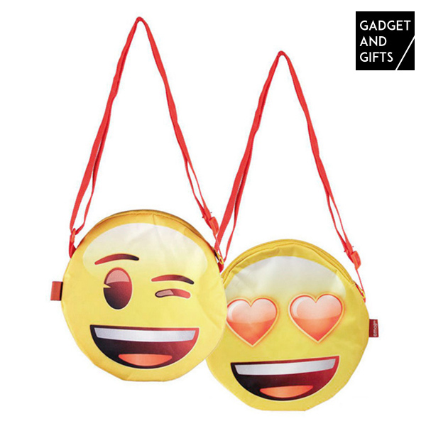 Gadget And Gifts Wink-Love Emoticon Bag