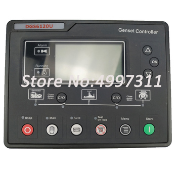 15 years AVR factory Auto Start Generator Controller 6120U/compatible with SMARTGEN one for Diesel Engine Generator best quality diesel engine actuator series 3408328 for generator spare parts