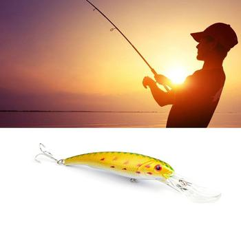 3D Fishing Lures Laser 7 Colors Fake Bait Artificial Hard Bait Fish Tackle jooyoo lures fish two section hard bait 9g 10 5cm swing bait lures fake bait artificial bionic fish bait fishing gear accessorie