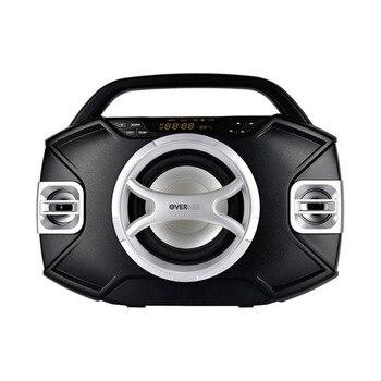 Portable Bluetooth Speakers Overnis QDG BX25 Black