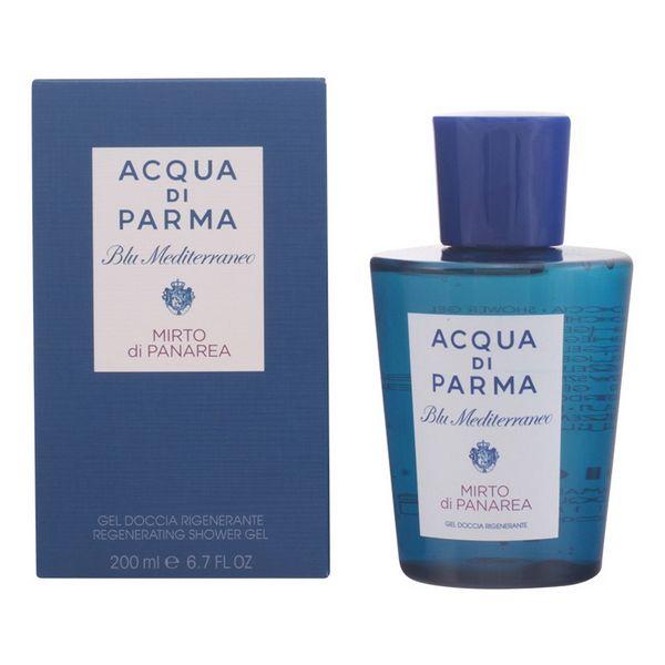 Shower Gel Repairing Blu Mediterraneo Mirto Di Panarea Acqua Di Parma (200 Ml)