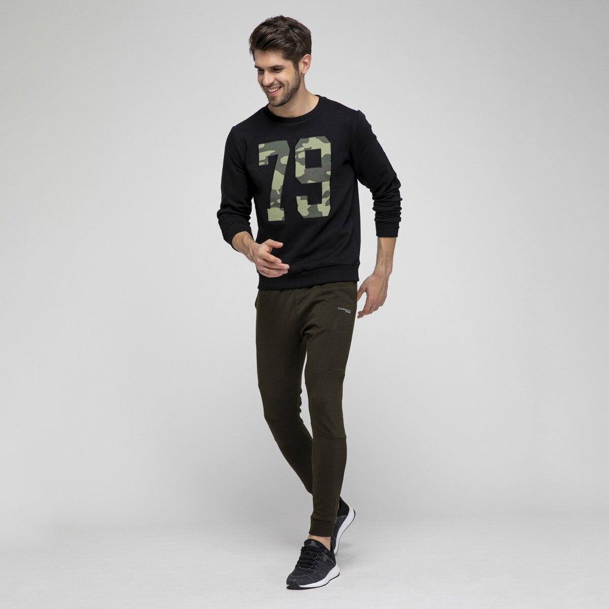 FLO BLACK PANT Khaki Male Pantalon LUMBERJACK