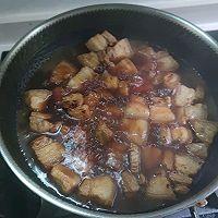 〔家常菜〕香香红烧肉土豆的做法图解5