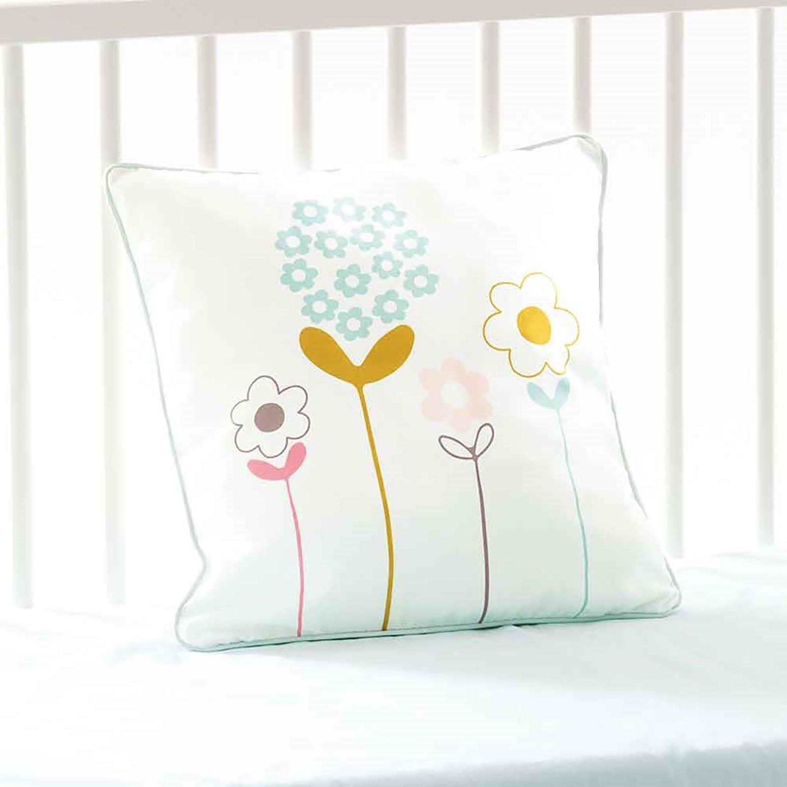 Ebebek Funna Baby Floral Pillow 50x50
