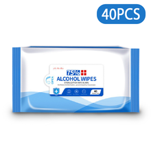 Alcohol Wipes Large Wet 75% Soft for Family Daily Protection Hand Home House (Easy to Carry)