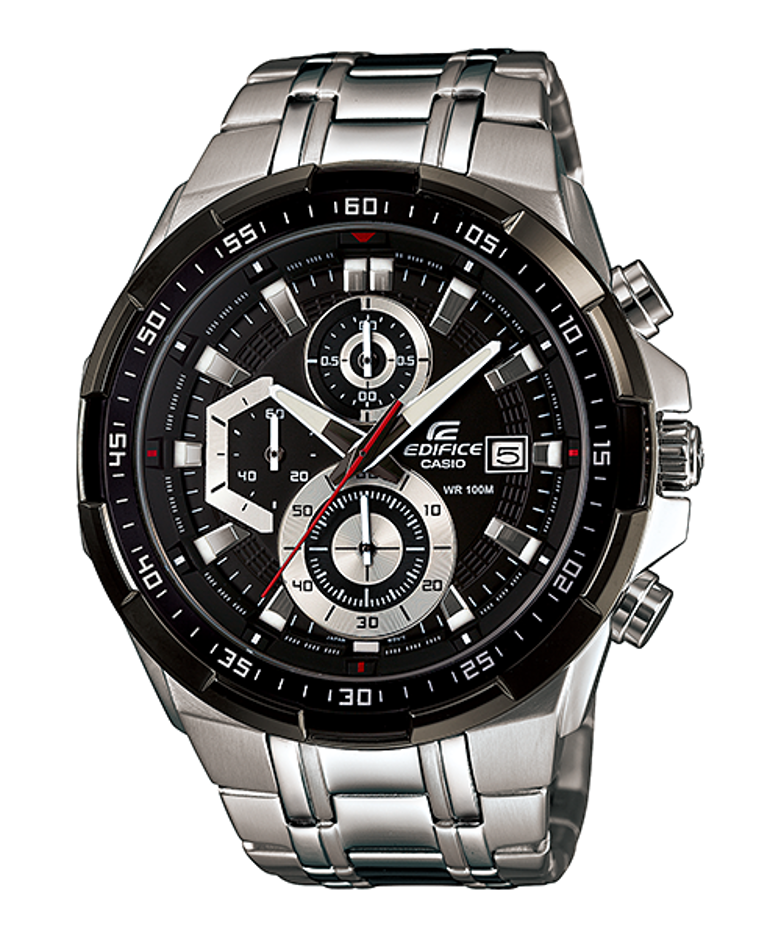 Casio Top Brand Luxury Watch Men  Quartz Movement Watches Fashion Business Stainless Steel  Male Clock Relogio Mascul EFR-539D