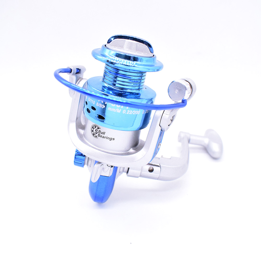 2019 Fishing Reels Spinning All For Fishing Accessories Tackle Reel A1 2000 FP 5BB Braided Fishing Line Lure On