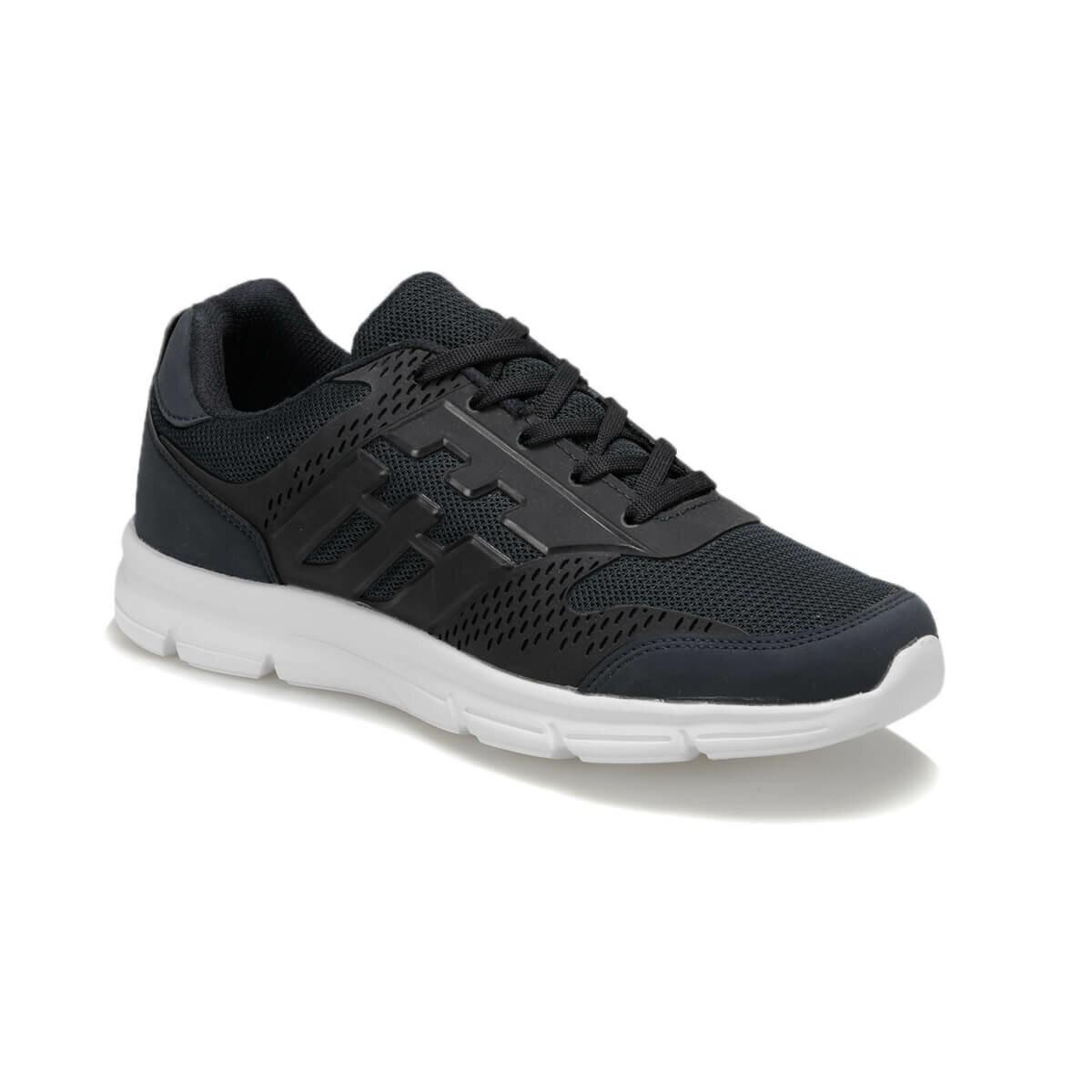 FLO Navy Blue Men Sneakers Sports Shoes Men Casual Shoes Lac-up Men Shoes Lightweight Comfortable Breathable Walking Sneakers Tenis Masculino Zapatillas Hombre Polaris 91. 356071.M