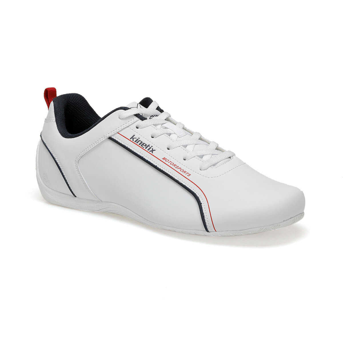 FLO RED M 9PR White Men 'S Sneaker Shoes KINETIX