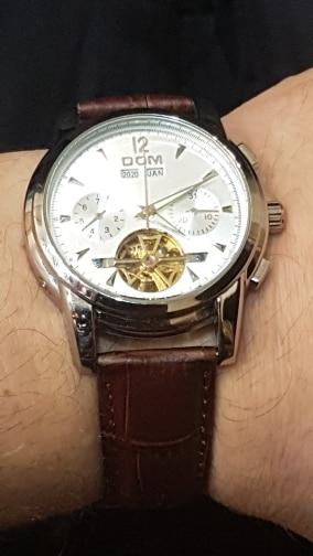 -- Relógio Mecânico Masculino