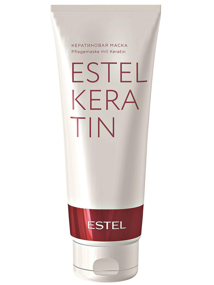 EK/M2 Кератиновая маска для волос ESTEL KERATIN, 250 мл